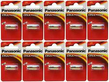 10 x Panasonic LR1 Battery 1.5V (N Type / MN9100) (10 Batteries) - New
