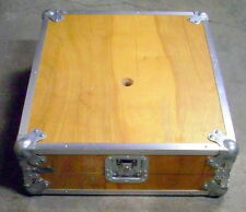 "Cable Storage Road Flight Case CustomMade Heavy Duty Transport 20"" Trunk Utility"