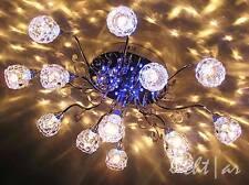 """Deckenleuchte Lampe """"Borgo"""" 5/8/13/ LED mit Farbwechsel inkl. Fernbedienung"""