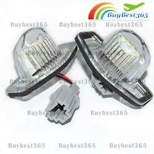 LED License Plate Light OEM Replacement Kit Honda CRV Fit Jazz Crosstour Odyssey