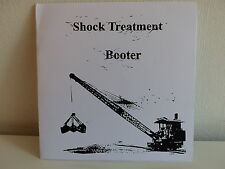 SHOCK TREATMENT / BOOTER  PUNK HARDCORE