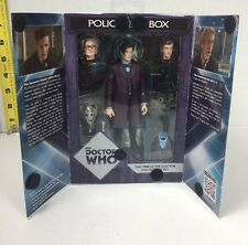 Doctor Who 5.5 Inch Time of the Doctors Eleventh Twelfth Collectors Set! New