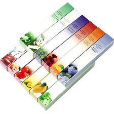 12 pcs Mix Taste Revitalizer Cuticle Oil Pen Brush Nail Art Care Treatment Set