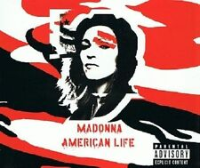 MADONNA American Life CD Single Warner Bros. 2003