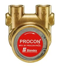 "Procon Pump Model 112A100F11XX Brass 3/8"" NPT ports Carbonator NSF 100 GPH NEW"