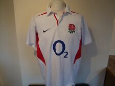 England Rugby Union Home Jersey Camisa XL para hombres Nike