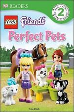 DK Readers L2: LEGO Friends Perfect Pets-ExLibrary