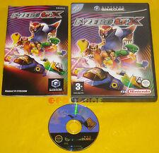F-ZERO GX GameCube Versione Ufficiale Italiana 1ª Edizione FZero ••••• USATO