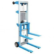 NEW! Vestil Portable Hand Operated Lift Truck 400 Lb. Cap. Fixed Legs!!