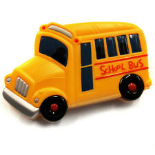 "ACME Yellow School Bus Refrigerator Magnet Clip ""BRAND NEW""         #66007"