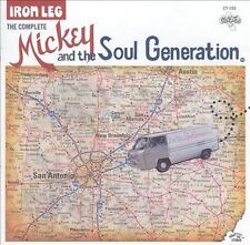 Mickey & The Soul Generation : Iron Leg (2CDs) (2003)