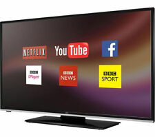 "JVC LT-40C750 Smart 40"" LED Tv Full HD Freeview HD Built-in WiFi USB HDMI Black"