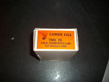 TAMEO KIT  LOLA COSWORTH LC88  MONACO GP 1988  REF TMK 076