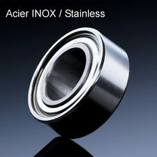 ROULEMENT INOX 692 ZZ 2X6X3 (4pcs) STAINLESS BEARING for RC BOAT CAR HELICOPTER