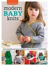 3 Skeins or Less: Modern Baby Knits : 24 Knitted Baby Garments (FREE 2DAY SHIP)