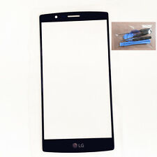 Black Front Glass Screen For LG G4 H815 H810 H811 H812 LS991 US991 VS986 F500L