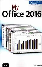 My...: My Office 2016 by Paul McFedries (2015, Paperback)