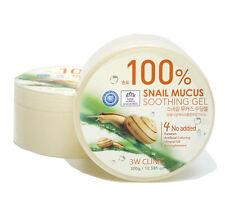 SNAIL MUCUS SOOTHING GEL 300g / 3W CLINIC / Moisture,Facial Care / KOREAN MADE
