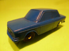 GALANITE SWEDEN VINYL ( no tomte ) VOLVO 142 - BLUE 1:43 - VERY GOOD CONDITION