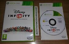 Used Disney Infinity 2013 (1) GAME ONLY for PAL Microsoft XBox 360 FREE UK P&P