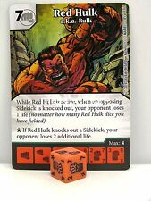 Marvel Dice Masters - #085 Red Hulk a.k.a. Rulk - The Uncanny X-Men