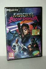 FAR CRY 3 BLOOD DRAGON GIOCO NUOVO SIGILLATO PC DVD VERSIONE ITALIANA AL1 46424