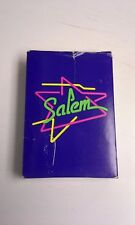 Vintage 1980s-90s Salem Playing Cards