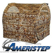 Ameristep Bail Out Hayhouse Dove Deer Hunting Ground Field Blind Hay 1R42S040DFR