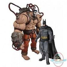 Batman Arkham City Asylum Bane vs. Batman Action Figure 2-Pack