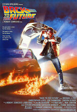 Back to the Future - Film A3 Art Poster Print