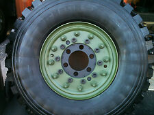 Military MRAP 395/85R20 Tire wheel adapter m35A2 M35a3 M35 2.5 Ton Rockwell Axle