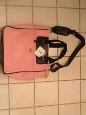 Buzz Lily Tote Pink (shoulder bag or attached to the stroller )