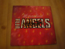"LITTLE ANGELS-WOMANKIND (POLYDOR 7"")"