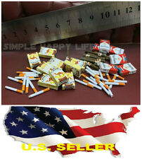 1/6 Cigar Cigarette pack set Paper for 1/6 Figure phicen Hot toys Dragon DID USA