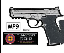 Diamondgripp Smith&Wesson M&P [S&W MP9/MP40] Silicone-Rubber Grip Tape