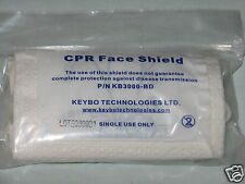 CPR Face Shield Barrier Protection with First Aid Medical Supplies