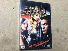 * NEW SEALED DVD Film * STARSHIP TROOPERS 3 MARAUDER *
