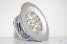 Luminaire Spot Plafonnier encastrable LED - 15W - 15 x 1 Watt - 48Vdc - NEUF