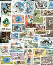 Liban - Lebanon 500 timbres différents