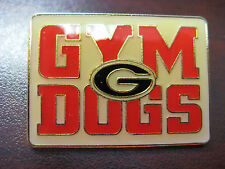 University of Georgia, UGA, Gym Dogs Pin