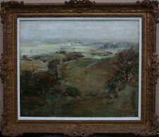JOHN CAMPBELL MITCHELL RSA 1862-1922 SCOTTISH GALLOWAY ART PAINTING EXHIBITED