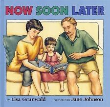 Now Soon Later-ExLibrary