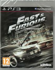 FAST AND FURIOUS: SHOWDOWN GAME PS3 ~ NEW / SEALED