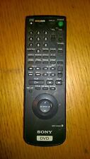 New listing Sony Rmt-D105A Dvd Remote Control