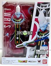 "In STOCK S.H. Figuarts Dragoball Z Super ""Whis"" Action Figure"