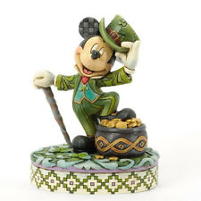 Disney Jim Shore Luck Of The Mouse Extremely RARE Retired 4037516 Not In Stores