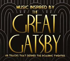 Roaring Twenties Great Gatsby Charleston Tea Party 2CD 1920's Dance Orchestras