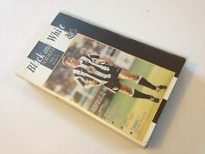 NEWCASTLE UNITED Black & White Video VOL 2 Issue 3