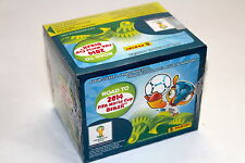 Panini ROAD TO FIFA WORLD CUP Brasil 2014 - DISPLAY BOX CAJITA 50 Tüten packets