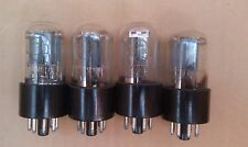 6N9S / 6H9C / 6SL7 / 6SL7GT NEW, Lot of 4pcs
